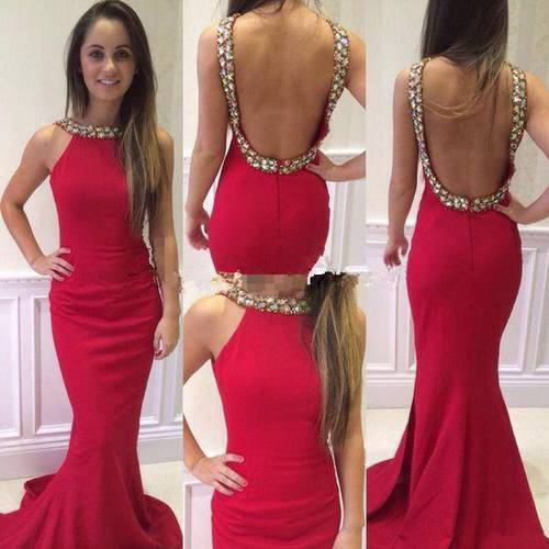 Red Prom Dresses 2016 - Skin Care and Fashion
