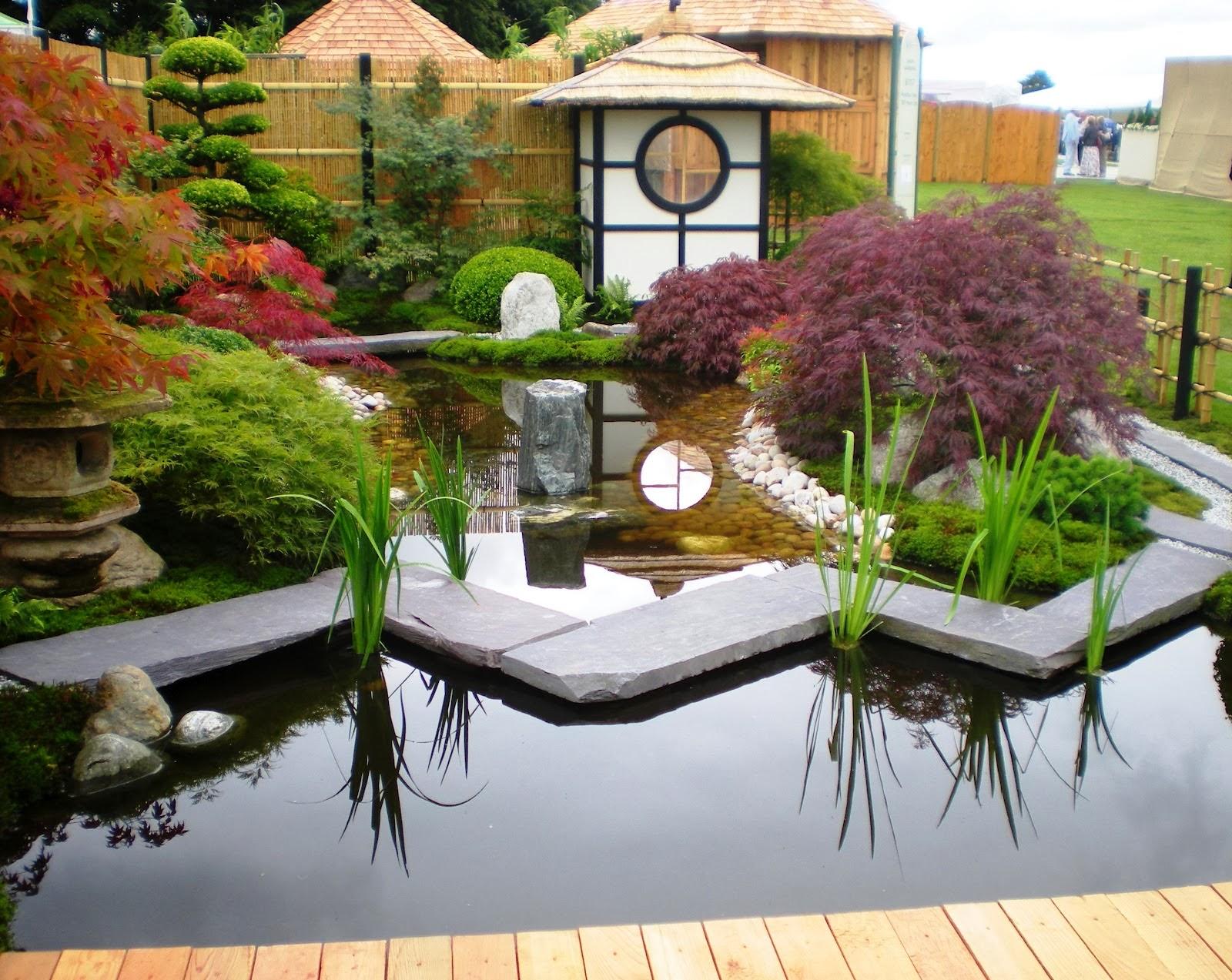 jardines japoneses 3 parte - Jardines Japoneses