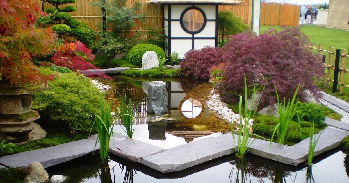 Arte y jardiner a dise o de jardines jardines orientales for Diseno de jardines madrid
