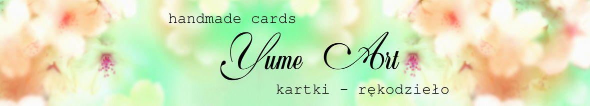 Yume Art - kartki, rękodzieło