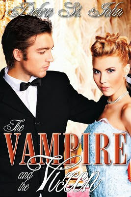 The Vampire and the Vixen by Debra St. John
