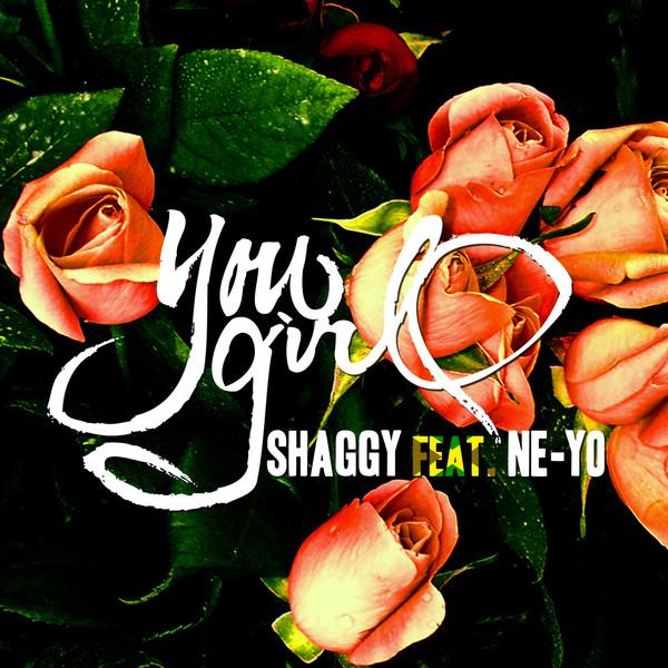 Shaggy - You Girl (feat. Ne-Yo) - Single Cover