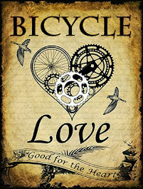Bicycle Love-Good for the Heart
