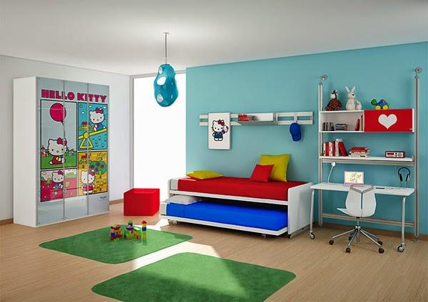 Decoraci n de dormitorios infantiles decoraci n de - Dormitorios infantiles decoracion ...