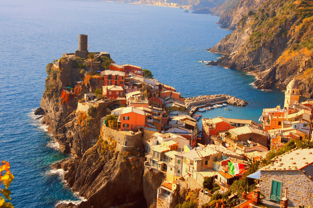 World tourist places cinque terre uneven land city of italy vernazza cinque terre is the big region of italy has several important villages under it vernazza is one of them popular for natural bath areas altavistaventures Choice Image