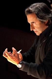 Maestro RICCADO MUTI foto Silvia Lelli@ Teatro dell'Opera di Roma
