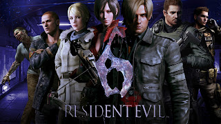 Download Full Version Resident Evil 6