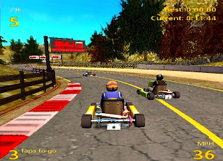 PS2 Classics International Super Karts