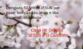 09 Anos de Casa de Oração JESUS é O Caminho.