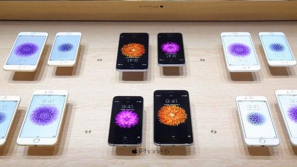 Novo iPhone 6 é o celular mais vendido no mundo no Natal