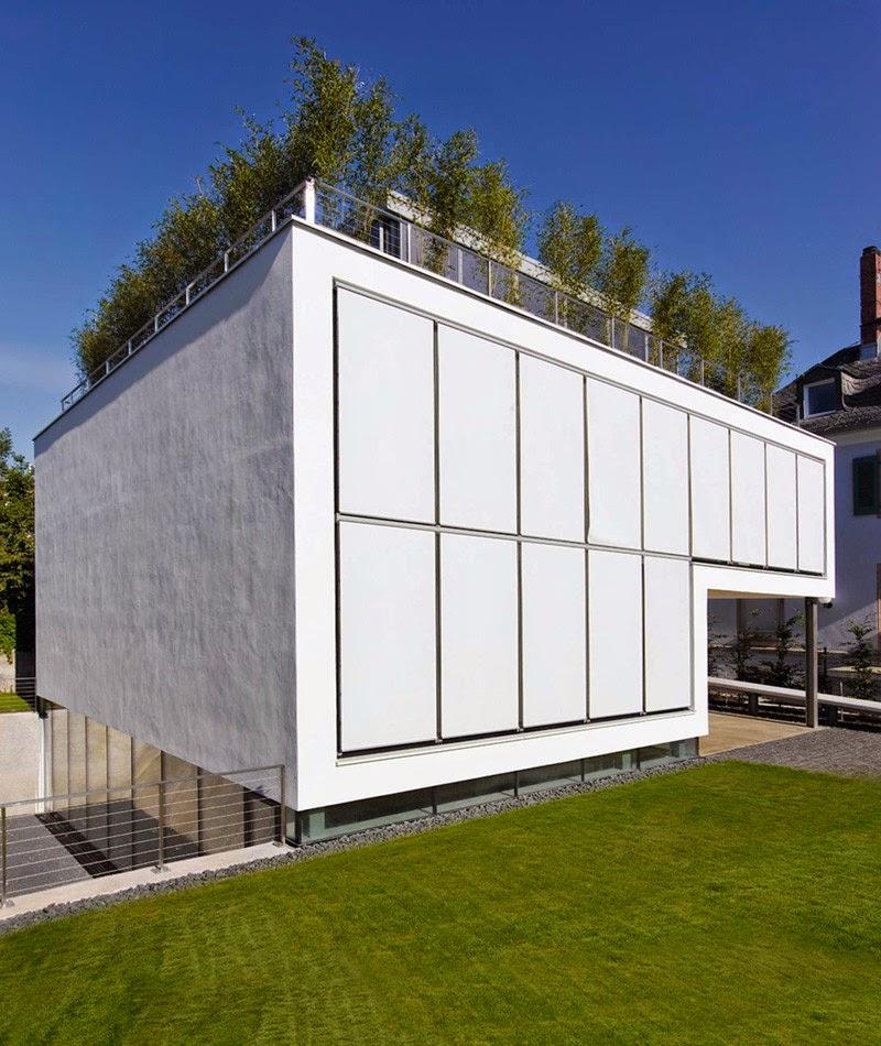 Artsitektur Minimalist Architecture Idea Greenhouse