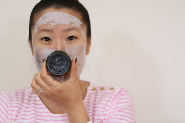 caolion, blackhead bubble pore pack, beauty blogger, beauty guru, fashion blogger, style blogger, mommy blogger, skincare, asian, simplyxclassic