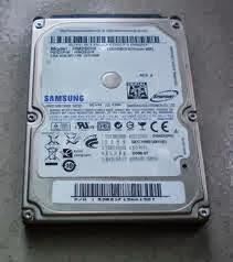 ổ cứng laptop samsung 250gb ata 5400rpm cũ