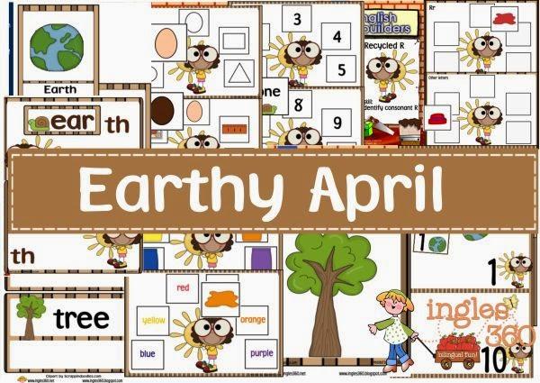 Earthy April