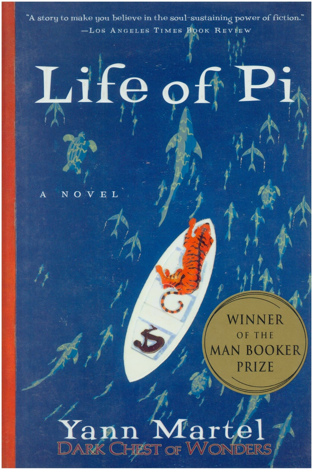 The life of pi book and movie differences