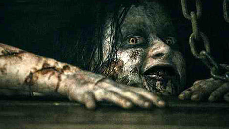 Evil Dead 2013 movie