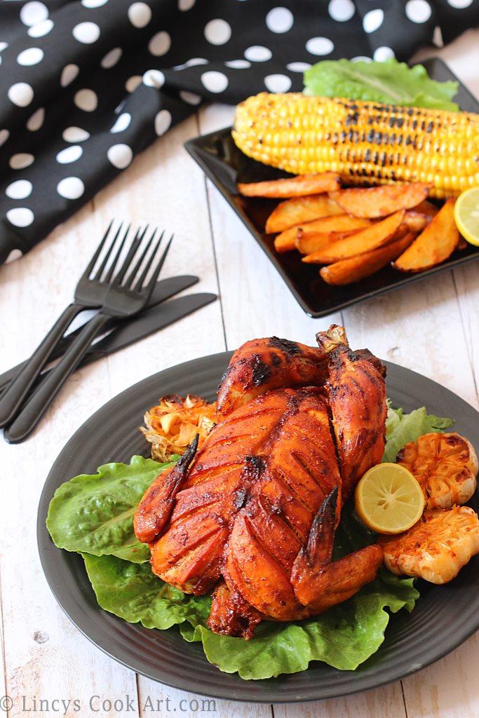 Szechuan Roast Chicken