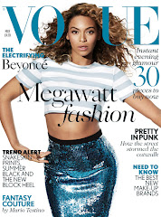 Vogue UK - Beyonce