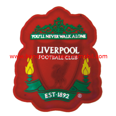 Dash Mat Club Bola Liverpool