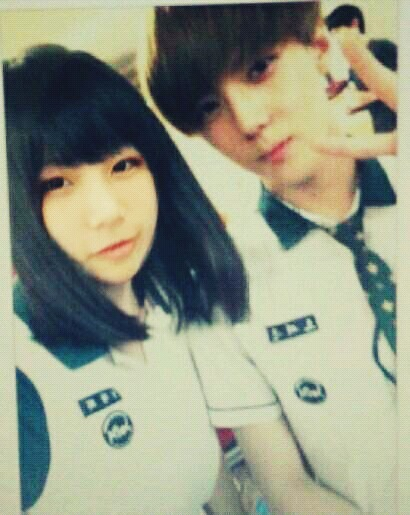 [PICTURE] EXO-K Sehun at School Photo Pre Debut