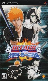Bleach Soul Carnival [PSP] [JAP] [ESP]