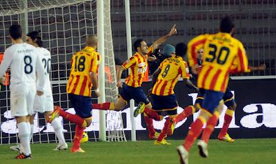 Lecce 2 - 3 Lazio (2)