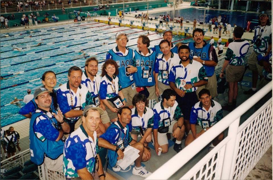 1996 Atlanta Olympics Aquatics venue