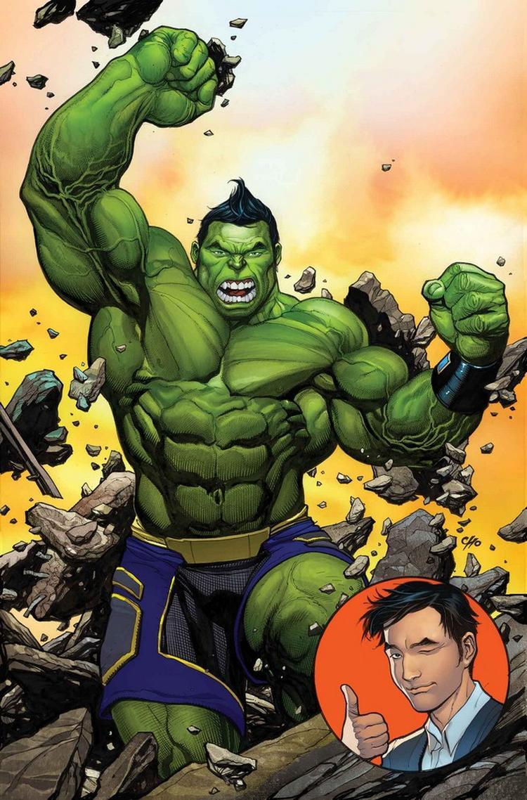 Incrivel Hulck Amazing divulgado a previa da primeira edição   o totalmente incrível hulk