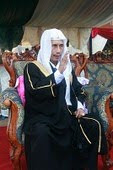 Almukarrom Romo KH. Abdul Latif Madjid RA