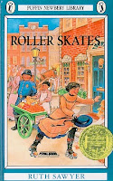 bookcover of ROLLER SKATES   by Ruth Sawyer