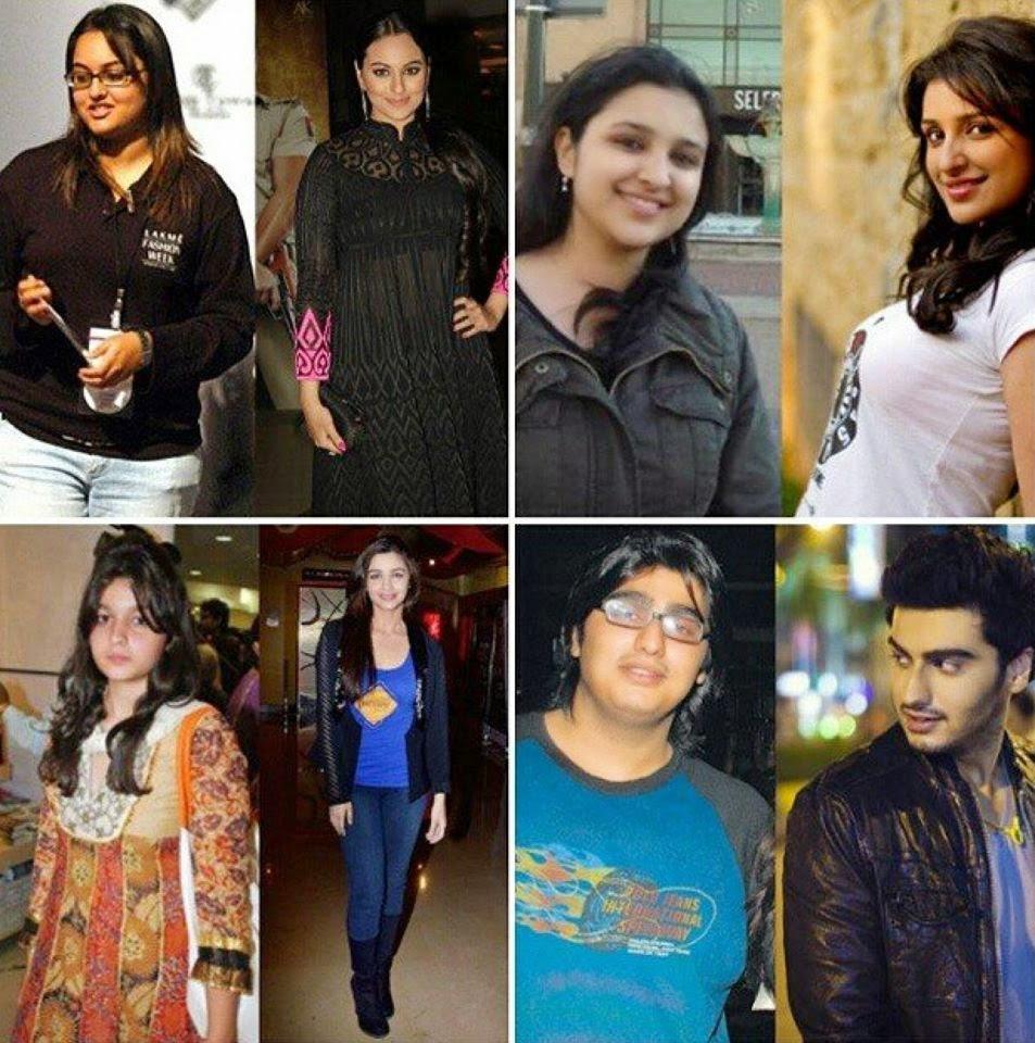Alia Bhatt, Sonakshi Sinha, Parineeti Chopra, Arjun Kapoor Funny Photo