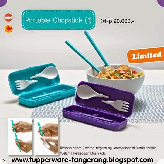 Sendok Tupperware