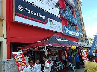 Panashop Gombak