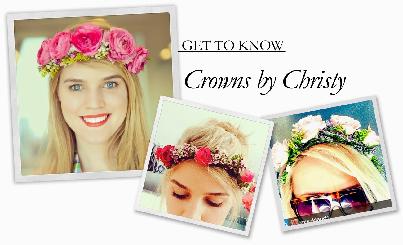 Get To Know: Crowns by Christy
