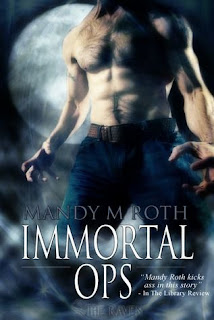 Review: Immortal Ops by Mandy M Roth