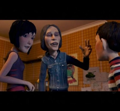 monster house cartoon online
