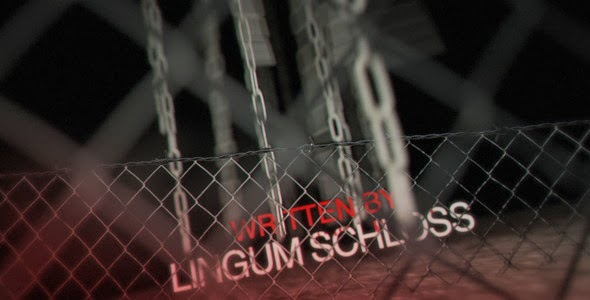VideoHive Crime Titles