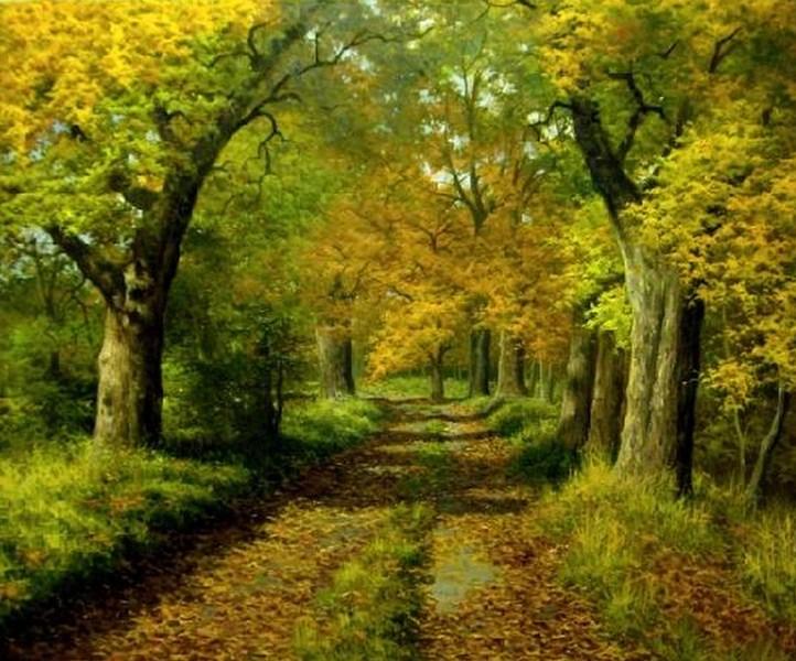 pinturas cuadros lienzos pinturas paisajistas