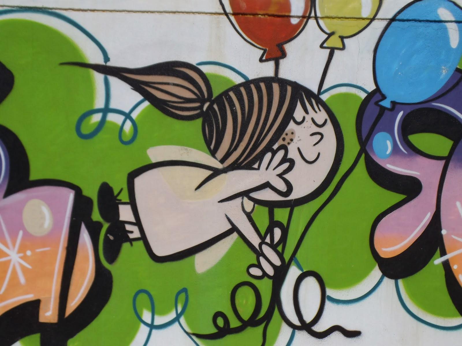 GRAFFITI DE IBIZA