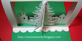 3d christmas tree