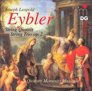 Joseph Leopold Eybler - Quinteto & Trio de cuerda op.2