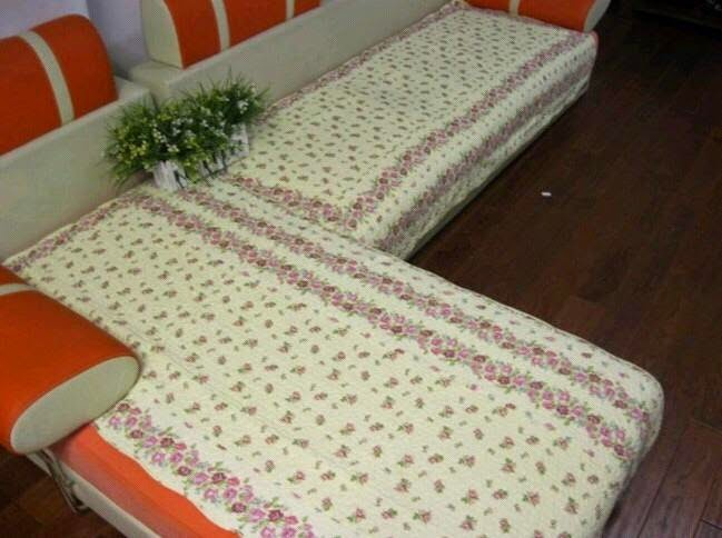 Cadar Dropship Alas Sofa Cotton Patchwork
