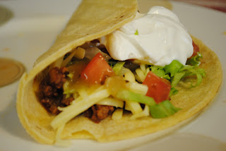 Homemade Taco