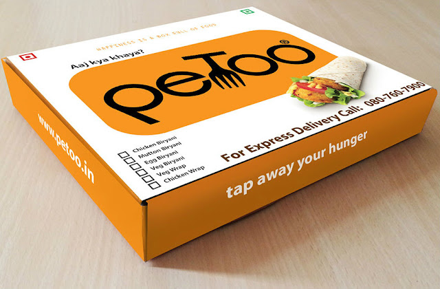 Petoo Food Delivery StartUp