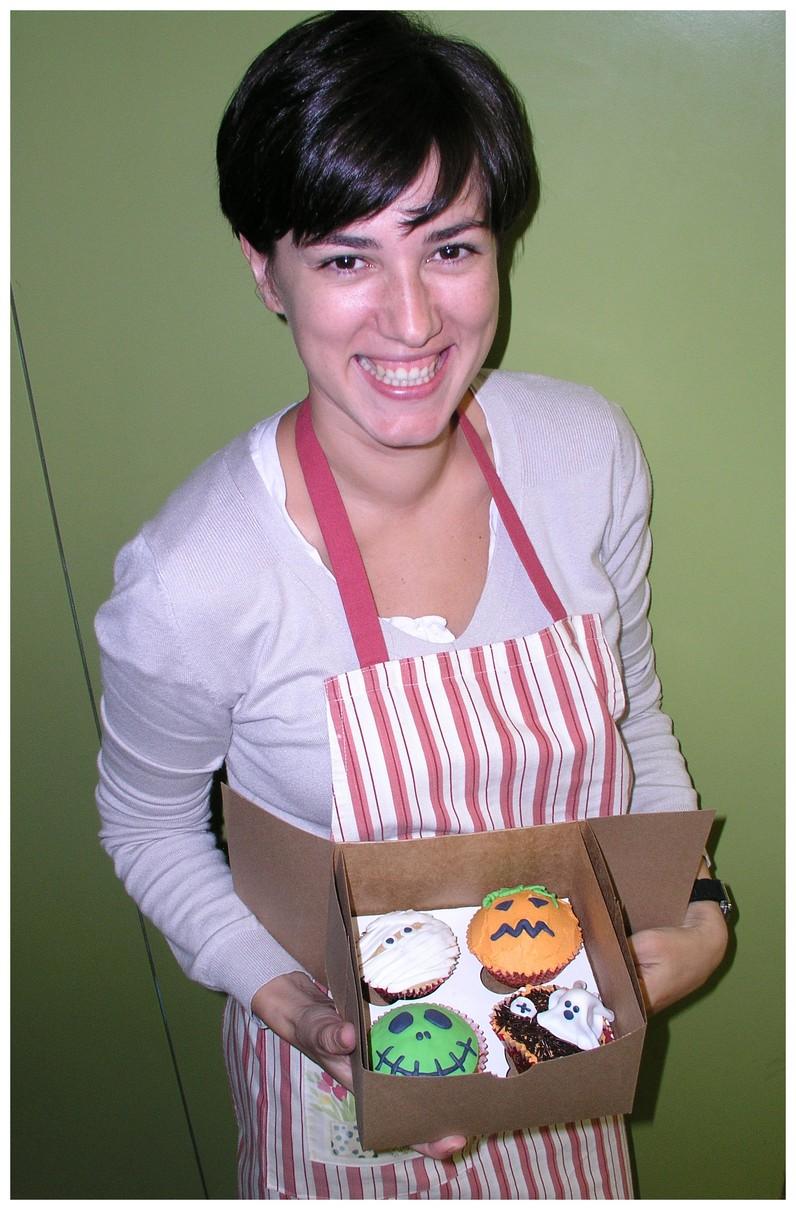 Escola de cuinetes curso cupcakes halloween 2011 - Curso cocina sabadell ...