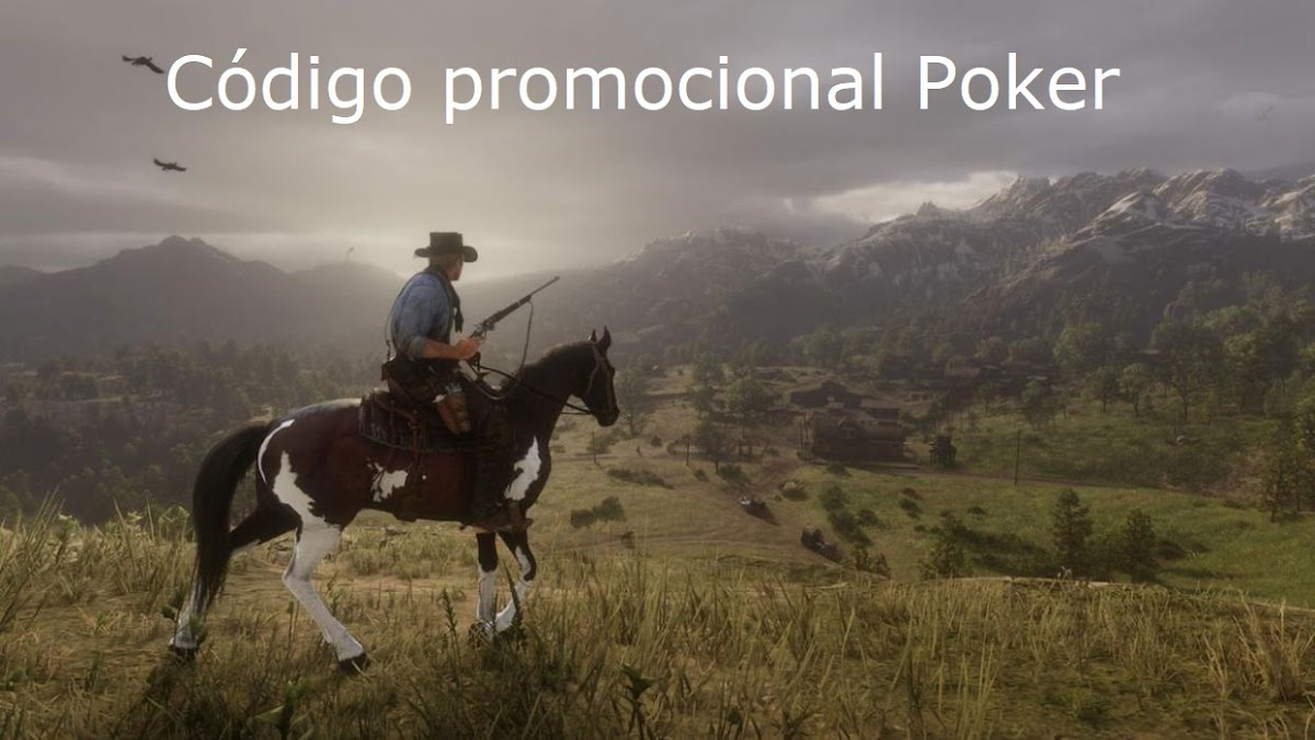 Código promocional Poker