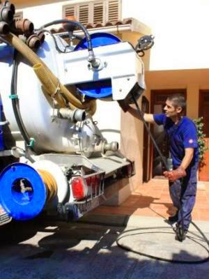 Desatascos de tuberías en Badalona