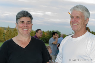 Helen Humphreys, Philip Adams - photo by Shelley Banks