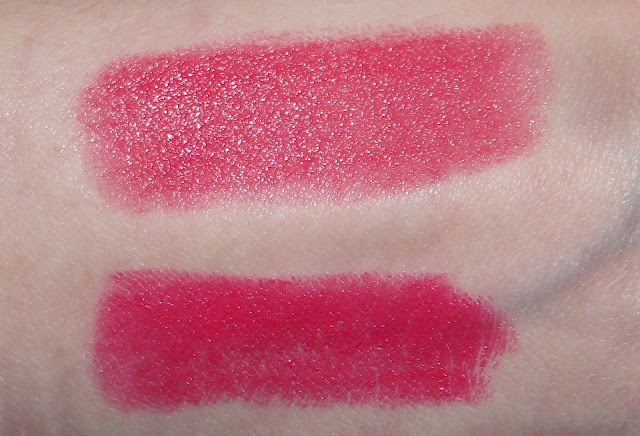 Bourjois Rouge Edition Lipstick Review - 11 Strawberry Fraise Remix