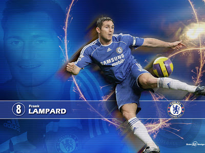 UEFA Champions League - Lampard Wallpapers